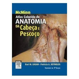 Mcminn & Abrahams - Atlas Colorido de Anatomia Humana - Tradução da 7ª Ed. - 9788535273069