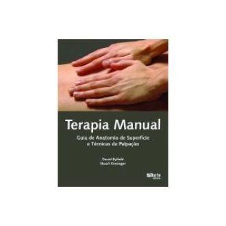 Livro - Terapia Manual - Guia de Anatomia de Superfície e Técnicas de Palpação - Byfield