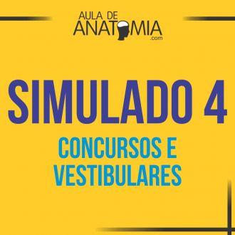 Simulado 4 - Concursos e Vestibulares