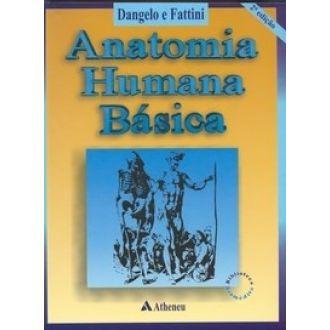 Anatomia Humana Básica - 2ª Edição 2002