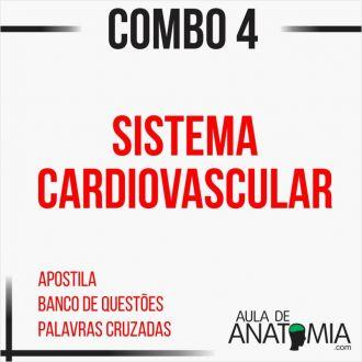 Combo 4 - Sistema Cardiovascular